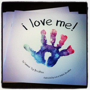 building self-esteem for kids, i love me
