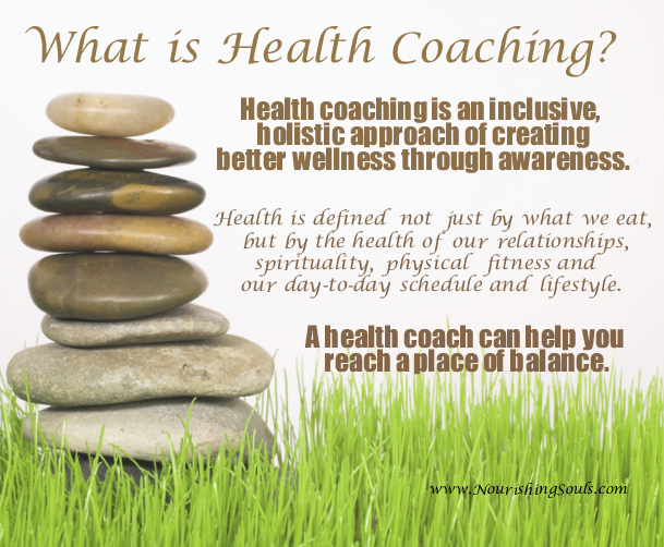 health coaching, holistic
