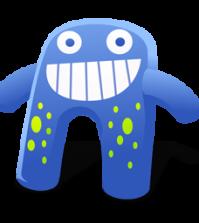 Creature-Blue-icon