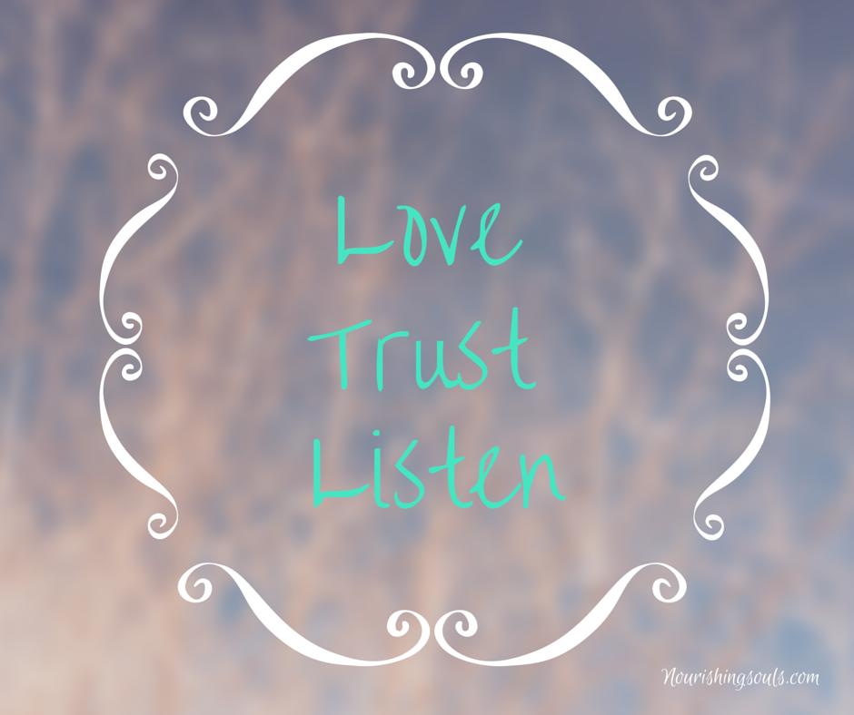 Love TrustListen